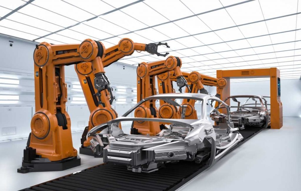 Lieferketten-Monitoring für die Automobilindustrie
